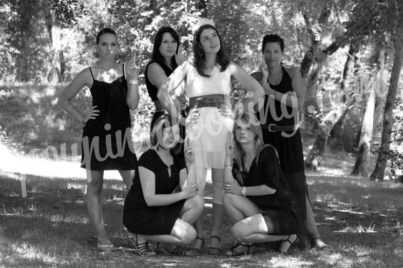 Enterrement vie de jeune fille - Betty - La Rochelle
