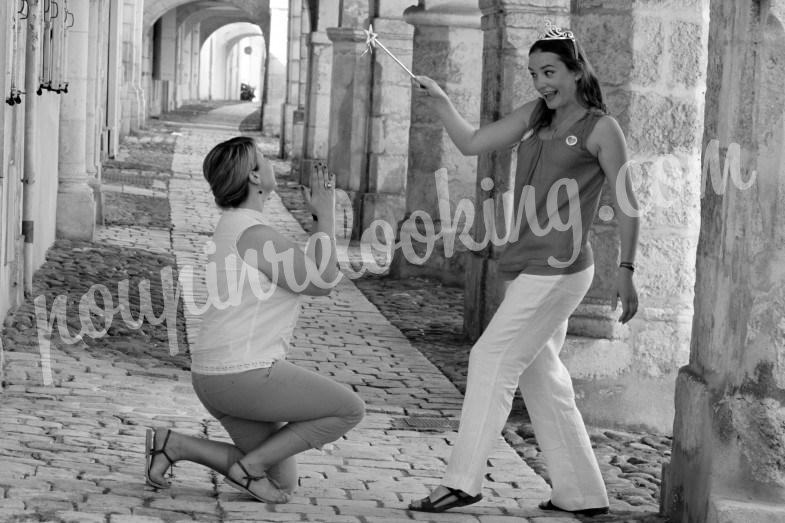 Enterrement vie de jeune fille - Sarah - La Rochelle