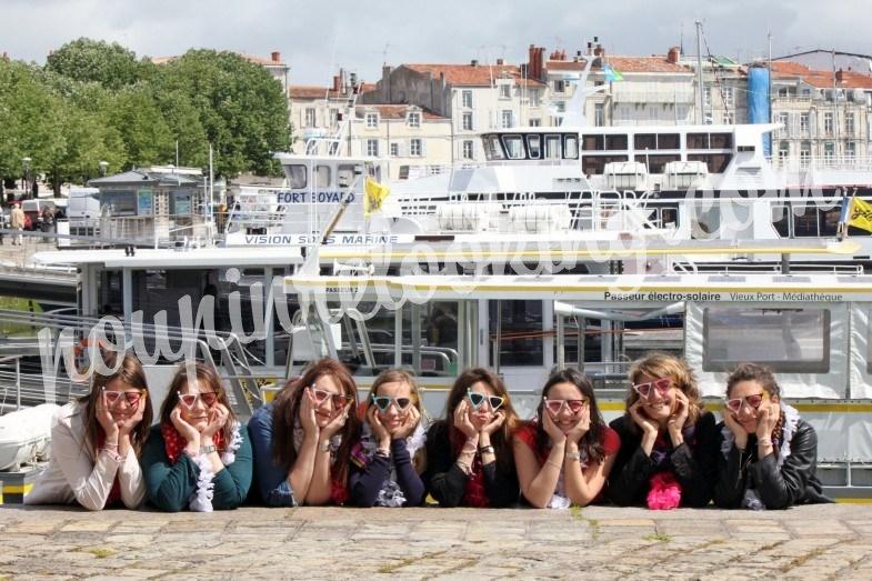 Enterrement vie de jeune fille - Anne-Sophie - La Rochelle