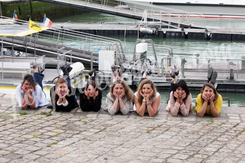 Enterrement vie de jeune fille - Lucie - La Rochelle