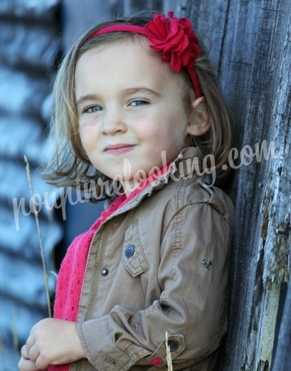 Shooting   - Séance Photo Enfant - Lisa - Ile de Ré - Shooting 2012 -  ans -