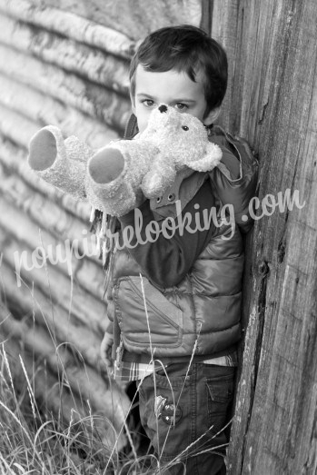Séance Photo Enfant - Maxence - Ile de Ré - Shooting 2012