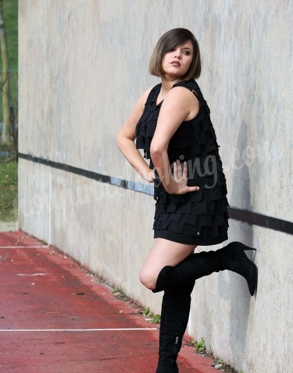 Shooting   - Séance Portraits et en pied - Camille - La Rochelle -  ans -