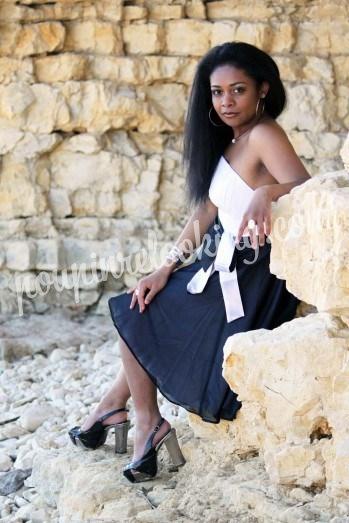 Séance photos Glamour & Sensuelle - Tahina - La Rochelle