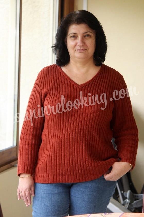 Relooking Visage - Michèle - 54 ans - La Rochelle