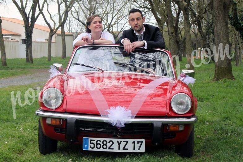 Mariage Virginie & Pierrig - La Rochelle