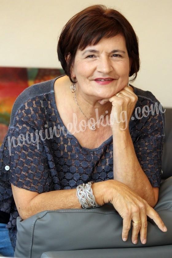Relooking Visage - Michèle - 63 ans - Royan