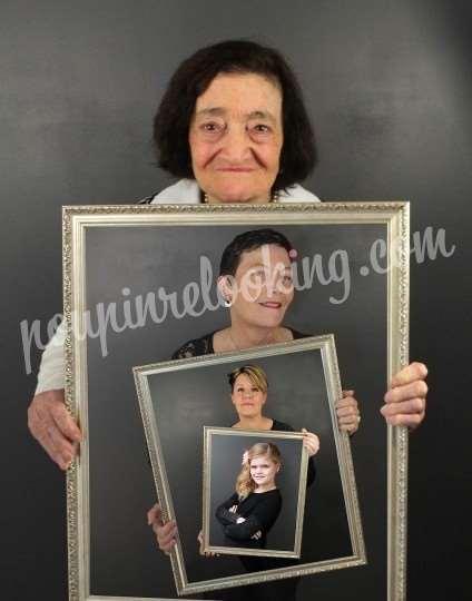Séance Photo Tableaux Générations de Famille sur La Rochelle