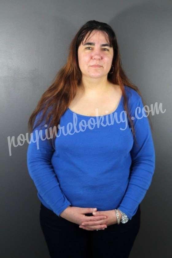 Relooking Visage - Christelle - La Rochelle - 42 ans