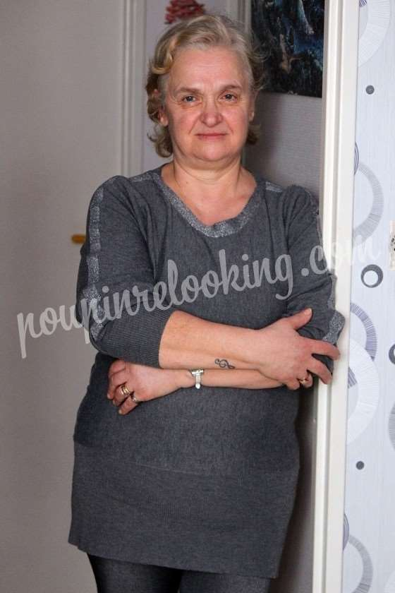 Relooking Complet - Monique - 64 ans - Niort