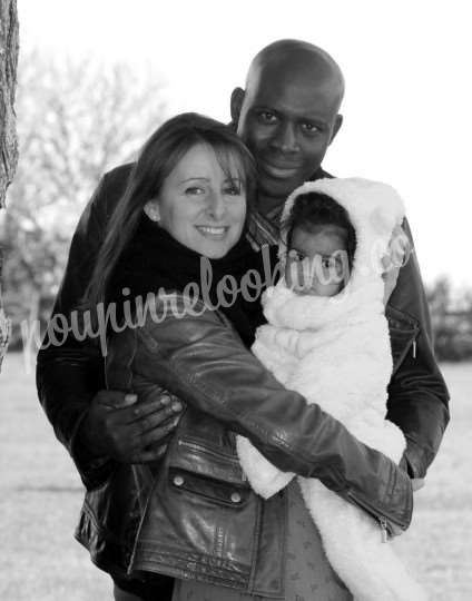 Shooting   - Séance Photo En Famille - Richard Magali & Louane - Rochefort -  ans -