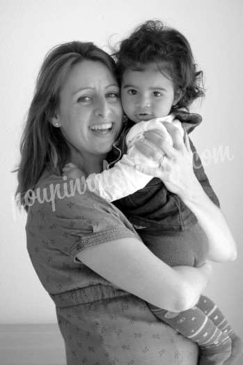 Séance Photo En Famille - Richard Magali & Louane - Rochefort