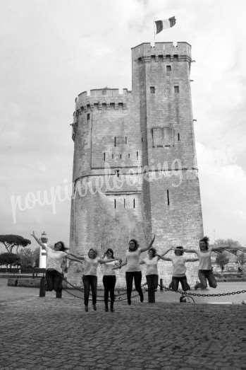 Enterrement vie de jeune fille – Charlotte – La Rochelle