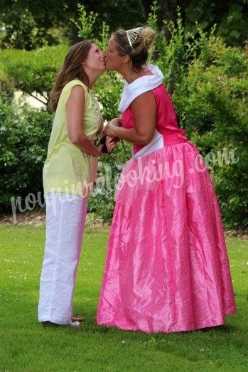 Séance Photo Enterrement Vie de Jeune Fille – La Rochelle - Pauline