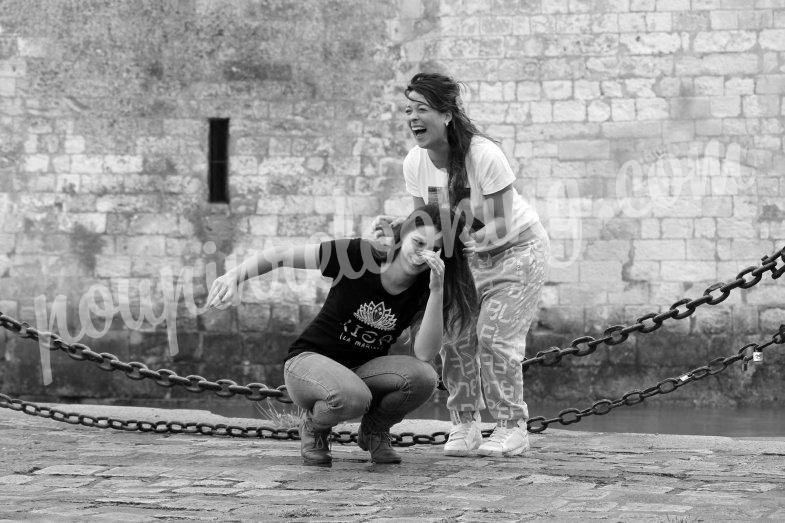 Séance Photo Enterrement Vie de Jeune Fille – La Rochelle - Lisa
