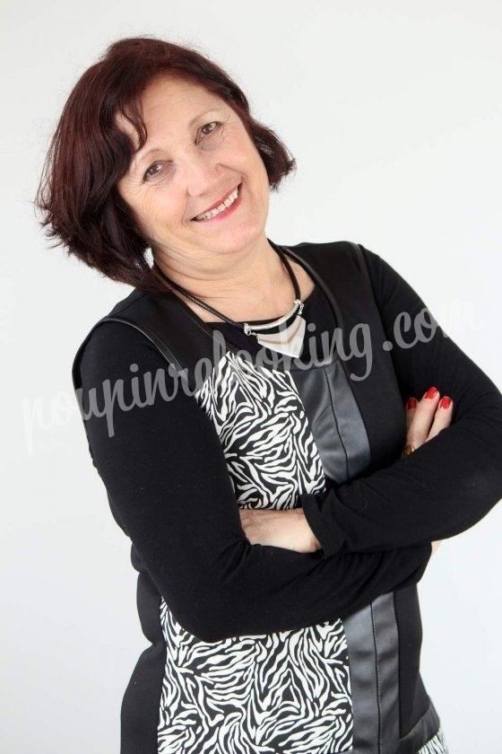 Relooking Visage – Huguette – La Réunion – 63 ans