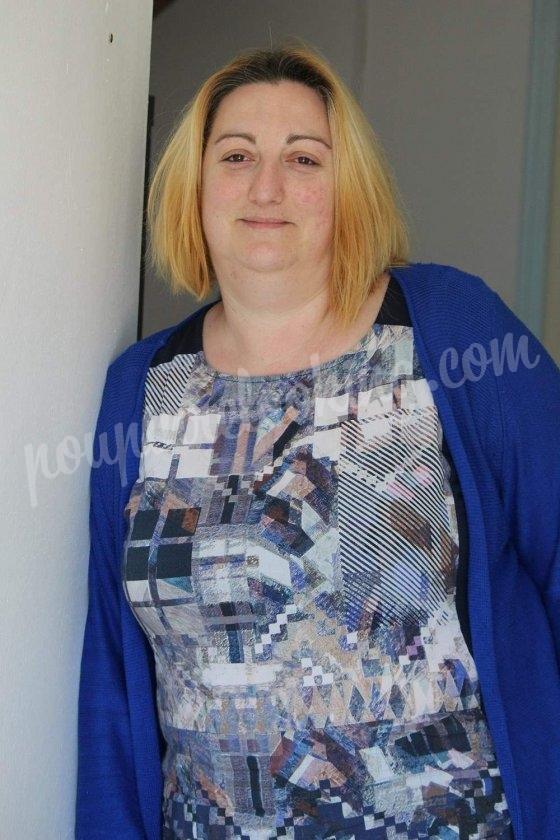 Relooking Visage sur Angers – Céline – 34 ans