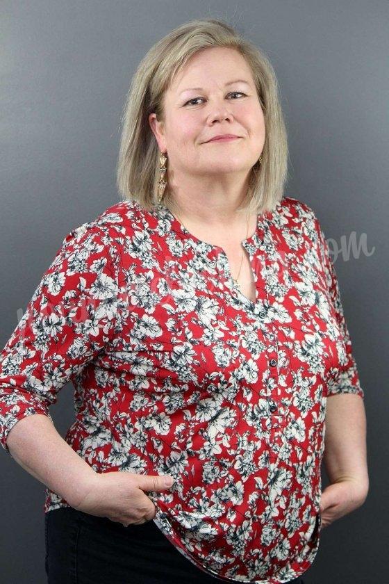 Relooking Visage - Royan - Lisette – 55 ans