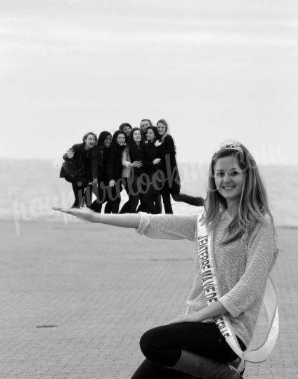 Shooting   - Séance Photos EDVJF entre filles sur La Rochelle – Aurélie -  ans -