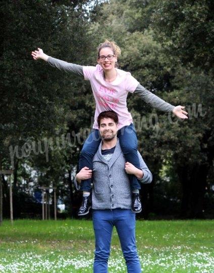 Shooting   - Séance Photos EDVJF dans les parcs de La Rochelle - Maud -  ans -