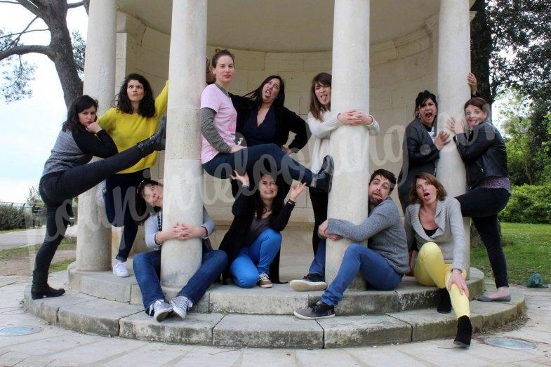 Séance Photos EDVJF dans les parcs de La Rochelle - Maud