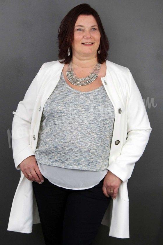 Relooking complet sur Royan avec accompagnement boutiques - Sabine 45 ans