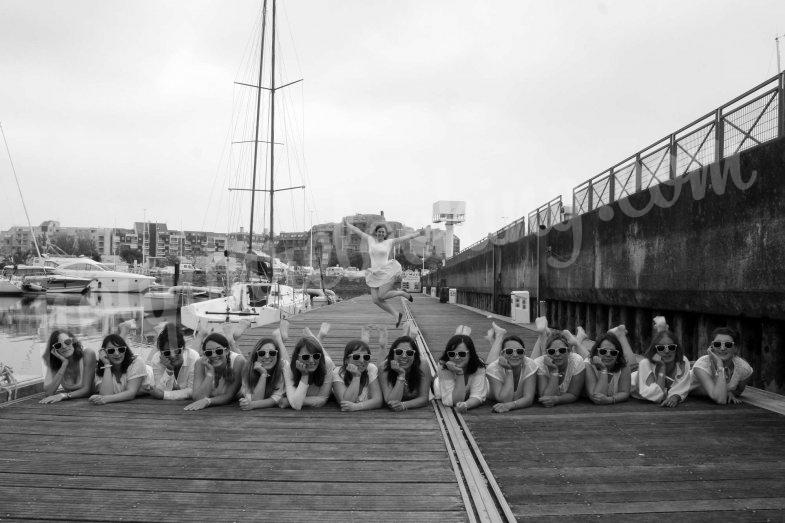 Séance Photo EDVJF entre filles - La Rochelle - Aurore