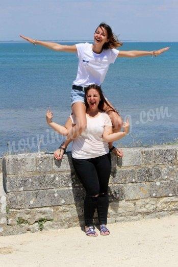 Séance photo EVJF sur l'île de Ré à Saint Martin - Julie