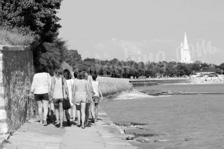 Photographe enterrement vie de jeune fille sur La Rochelle - Stéphanie