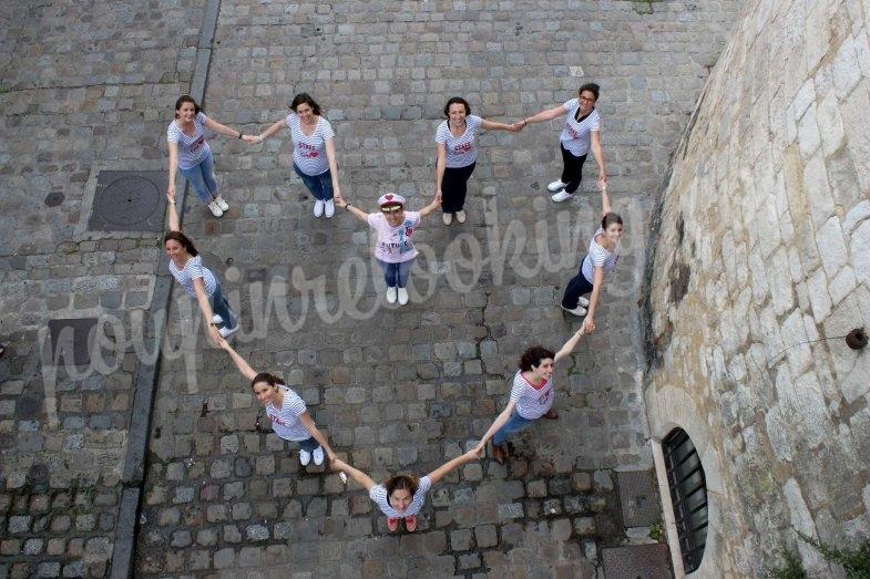 EVJF de Cylia sur La Rochelle