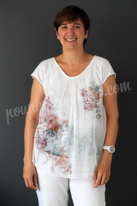 Relooking Complet + boutiques sur La Rochelle - Anne-Laure - 42 ans
