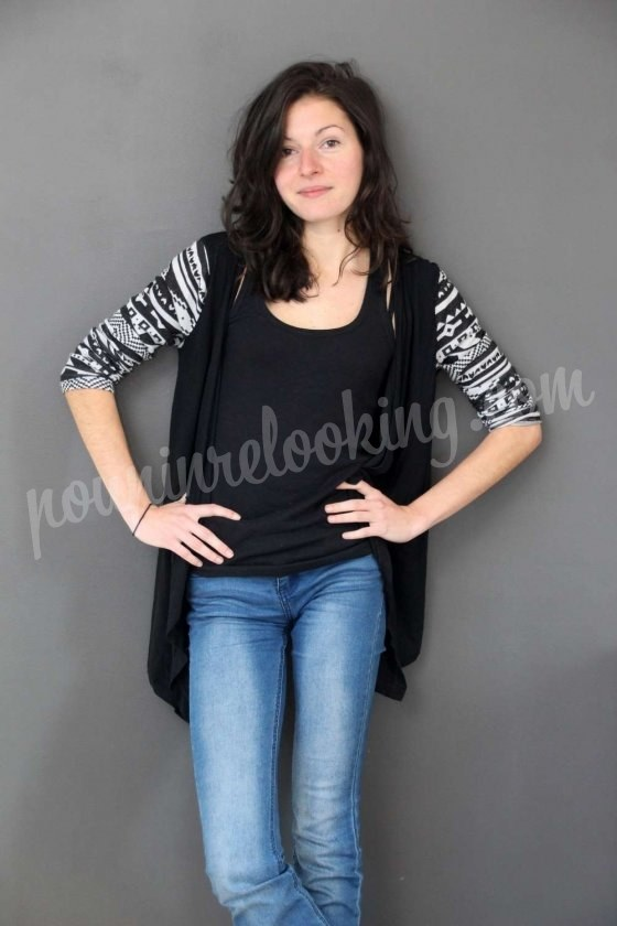 Relooking Complet avec Accompagnement Boutiques Rochefort - Cindy - 24 ans