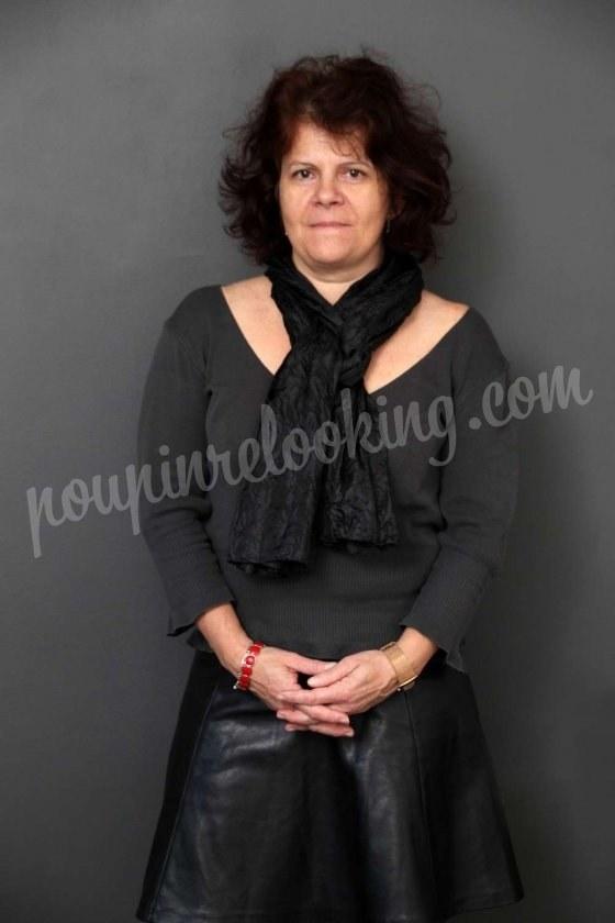 Relooking complet avec Boutiques sur La Rochelle - Myriam - 49 ans