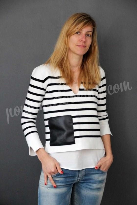 Relooking visage en Suisse - Céline - 35 ans