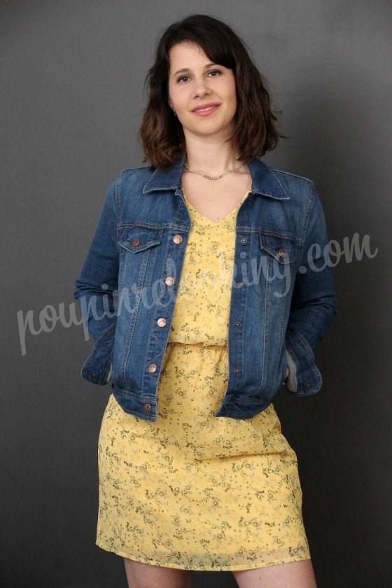 Relooking complet avec accompagnement boutiques sur Limoges - Laurianne - 26 ans