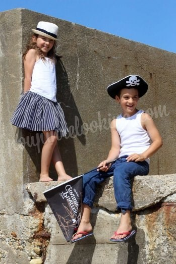 Séance photo entre frère et soeur sur l'île de Ré - Maxence & Lisa