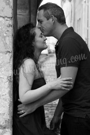 Séance photo en couple sur La Rochelle - Caro & Baptiste