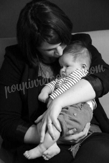 Séance photo studio en famille - Mélanie & Benji