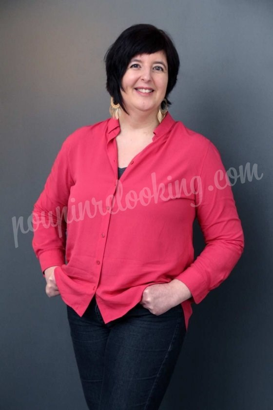 Relooking visage sur Bordeaux - Isabelle - 50 ans