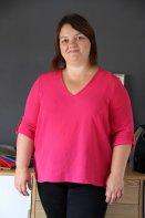Relooking  Complet - Relooking Bordeaux : Stéphanie se relooke pour changer de travail - 41 ans - Bordeaux