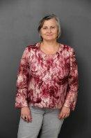 Relooking  Visage - Relooking Limoges : les cheveux poivre et sel de Maryvonne - 54 ans - Limoges
