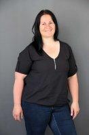 Relooking  Complet - Relooking Nantes : Sylvia a besoin d'aide après sa prise de poids... - 40 ans - Nantes