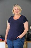 Relooking  Visage - La mise en beauté de Christine pour le mariage de son fils - 54 ans - Condac