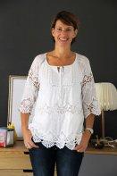 Relooking  Complet - Karine de Bordeaux et son look démodé des années 90 - 47 ans - Bordeaux