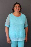 Relooking  Visage - Relooking Bressuire : Anne travaille trop et n'a pas de temps pour elle - 54 ans - Bressuire