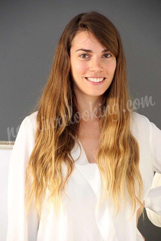 Exit les cheveux longs pour Marine
