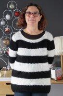 Relooking  Visage - Yvette la gagnante du concours Facebook des 5000 likes - Limoges - 55 ans - Limoges