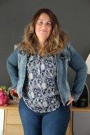 Relooking  Complet - Virginie de Niort à la recherche d'une coupe de cheveux se lance dans le Relooking à 42 ans - 42 ans - Niort