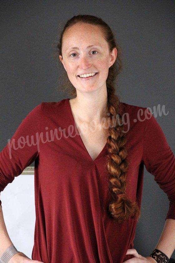 Lucie aux cheveux trop longs - La Rochelle