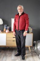 Relooking  Complet - Relooking Homme - Patrick - 63 ans - Nice - 63 ans - Nice